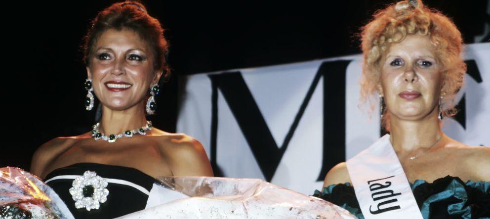 Foto: Carmen Cervera y la duquesa de Alba en Lady España (Gtres)