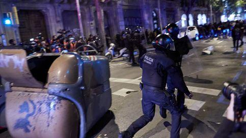El miedo y la Policía impiden al independentismo tomar la jornada de reflexión
