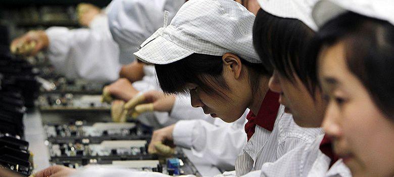 Foto: Esto es peor que Foxconn: los trabajadores chinos de Apple, retratados