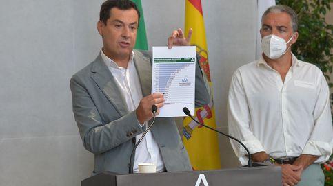 Andalucía confina Linares y Almodóvar del Río y anuncia rastreos en 14 municipios