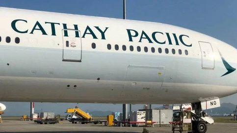 Una aerolínea se equivoca al escribir su propio nombre en su nuevo avión