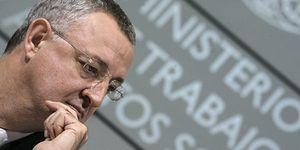 El PSOE encarga a Jesús Caldera la coordinación política de la reforma de las pensiones