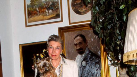 Fallece Margit Ohlson, la viuda de Jaime de Mora y último bastión de la jet set marbellí