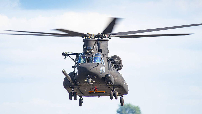 MH-47G Block II (Boeing)