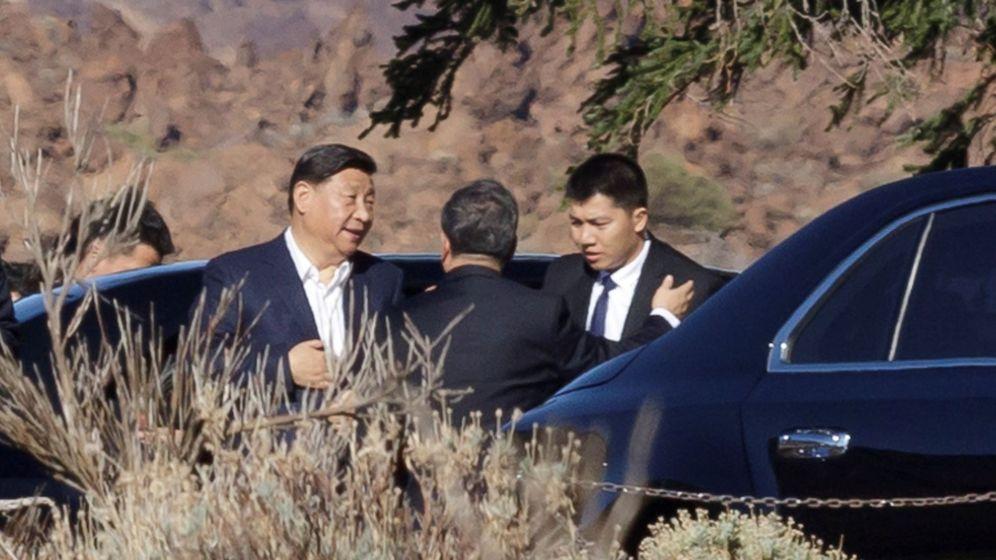 Foto:  El presidente de China, Xi Jinping. (EFE)