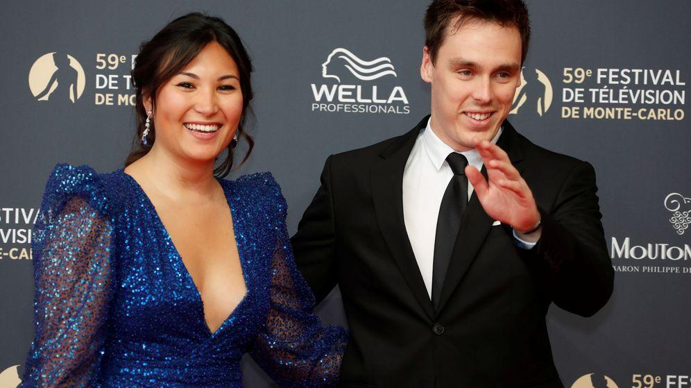 Foto: Louis Ducruet y Marie Chevallier en una imagen reciente. (Reuters)