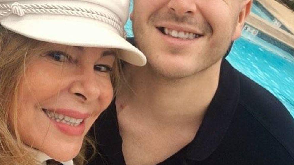 "Álex Lequio a su madre, Ana Obregón: ""Mamá, ¿me voy a morir?"
