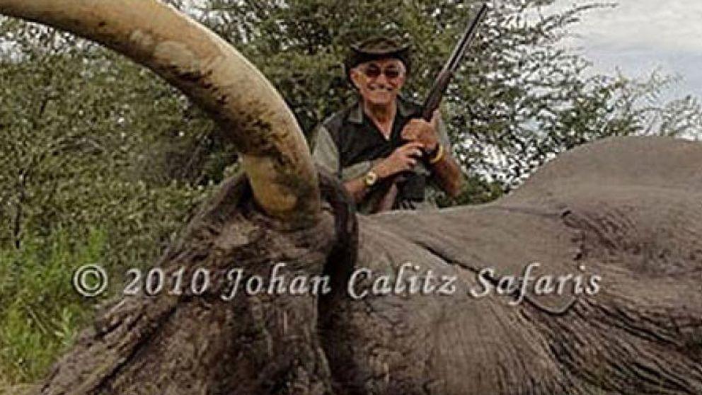 Kayali, el amigo saudí del Rey que pagó la cacería de Botsuana