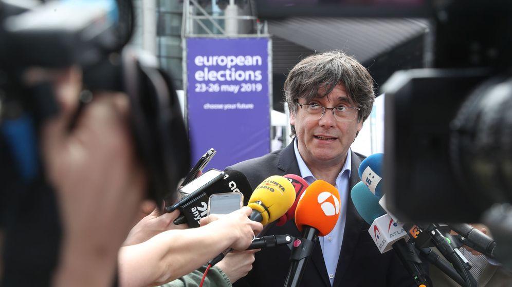 Foto: El expresidente catalán, Carles puigdemont