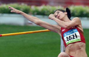 Beitia pasa a la final de salto y cree que estará cerca de medalla