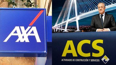 AXA negocia con Florentino quedarse las torres de oficinas de paseo de la Dirección