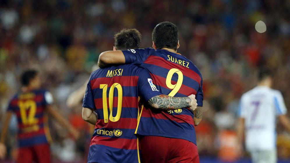 Foto: Hoy ya nadie duda de Luis Suárez, de su esfuerzo, de su compromiso, de su intensidad, de su juego, en definitiva, de sus goles (Reuters).