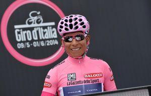 Pirazzi vuelve a mandar en la montaña mientras Nairo Quintana mantiene el rosa