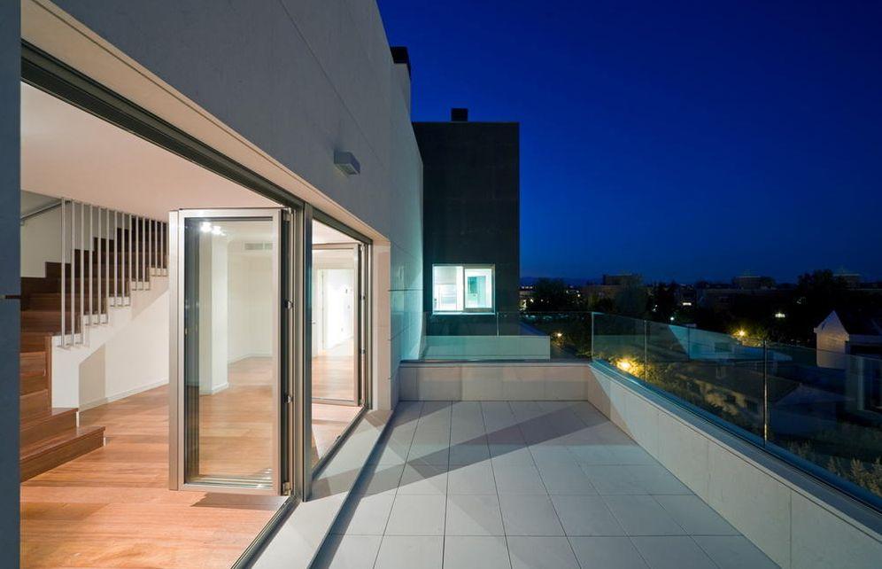 foto residencial europa en pozuelo de alarcn madrid estudio carlos lamela