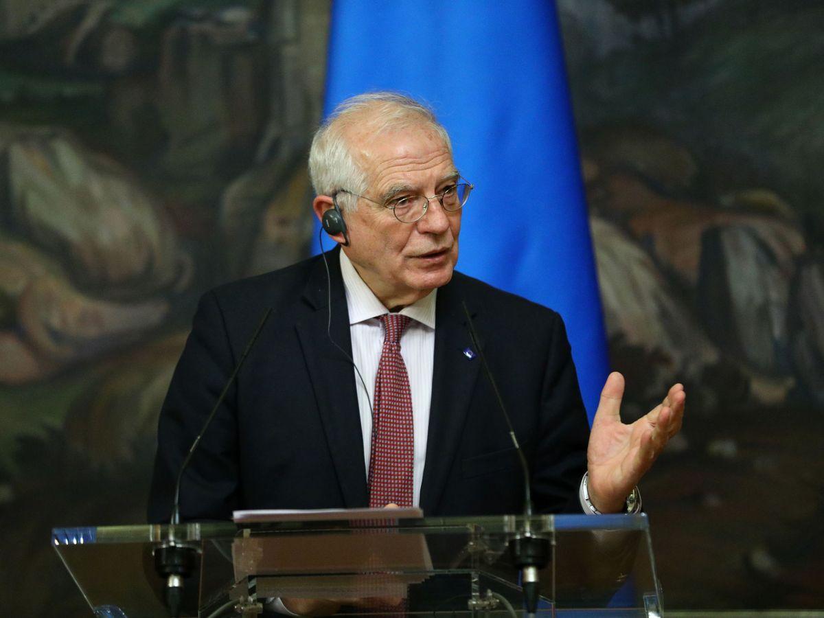 Foto: Josep Borrell. (Reuters)