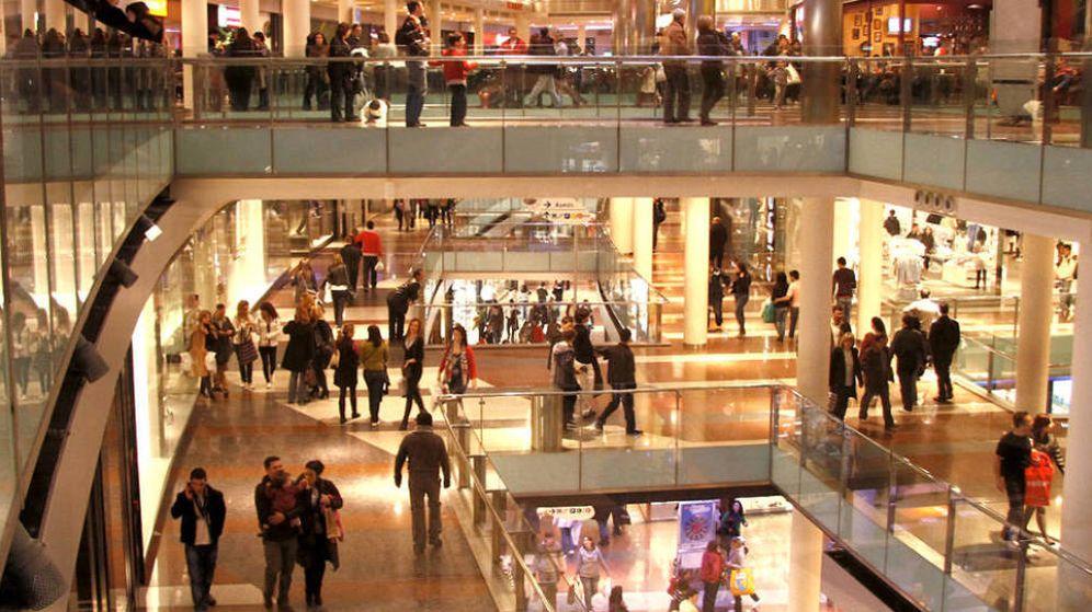 Foto: Centro comercial Plenilunio.