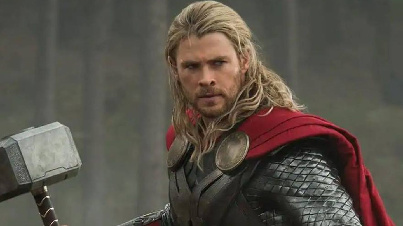 El actor, en el papel de Thor. (MCU)