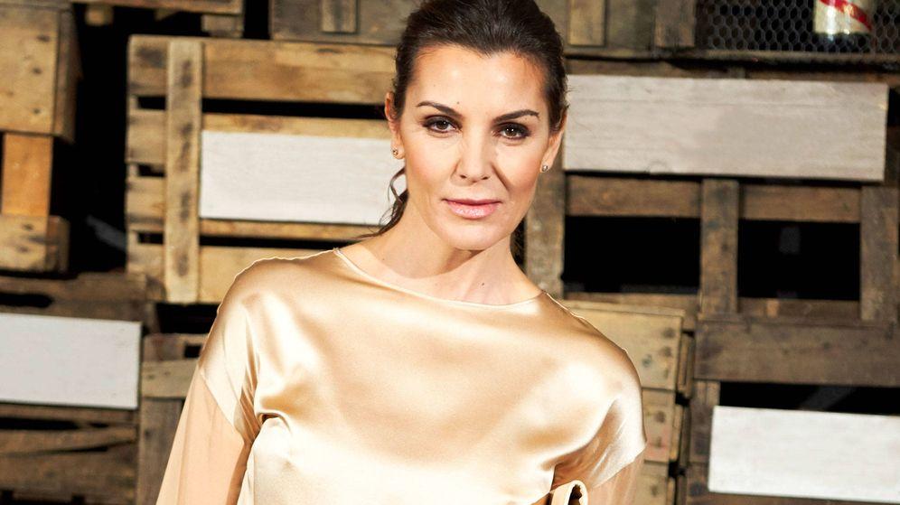 Foto:  La modelo y diseñadora Mar Flores.