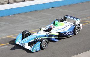 Así suena la Fórmula E, el Power Point que diseñó Agag hace 2 años