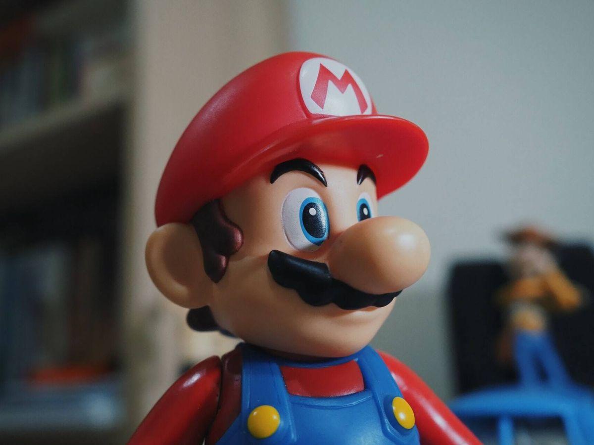Foto: Super Mario (Unsplash)