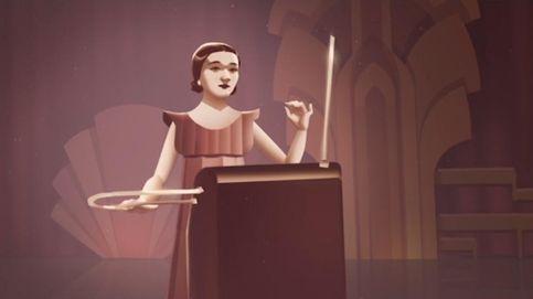 Clara Rockmore, la 'maga' que creaba música sin tocar el theremin