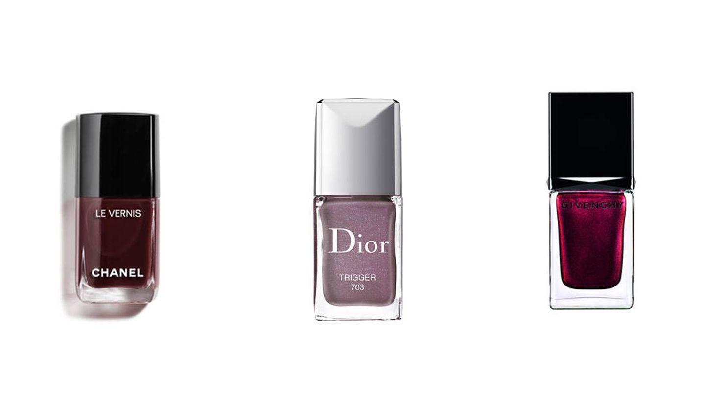 Chanel, Dior y Givenchy.