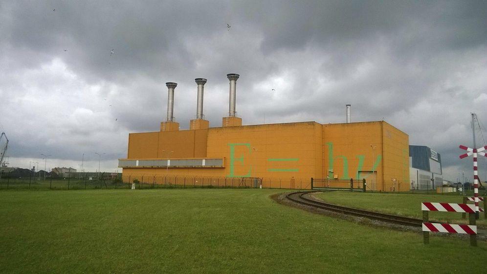 Foto: Almacén holandés de Borselle, elegido como modelo para la construcción del ATC de Villar de Cañas. (EFE)