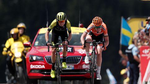 En el Tour de Francia, el espectáculo de verdad lo pusieron ellas en vez de ellos