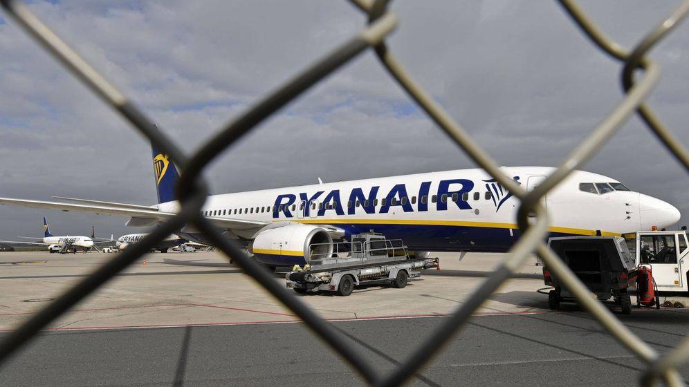 Foto: Un avión de la aerolínea irlandesa Ryanair. (Reuters)