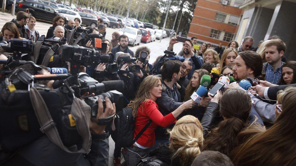 La estrategia de Iglesias: 'making of' de su ofensiva contra los medios no afines