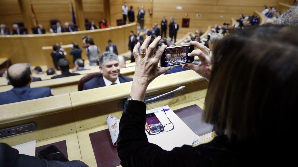 Secuoya presenta la mejor oferta para hacerse con la tele del Senado