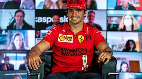 Carlos, ¿crees que puedes ganarme? Estos son los objetivos de Carlos Sainz con Ferrari