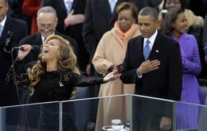 El 'affaire' fantasma entre Barack Obama y Beyoncé