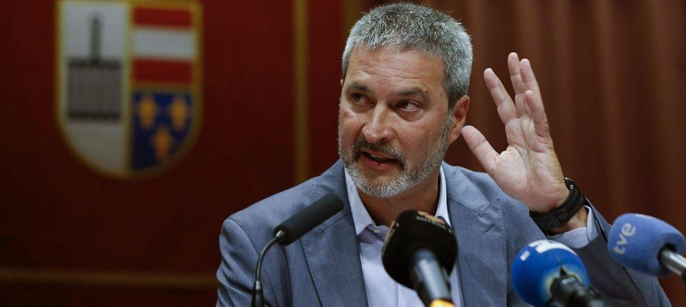 Foto: El presidente de Societat Civil Catalana, Josep Ramon Bosch. (EFE)