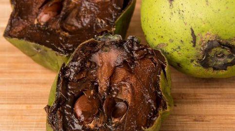 Zapote negro, la fruta exótica que sabe a mousse de chocolate