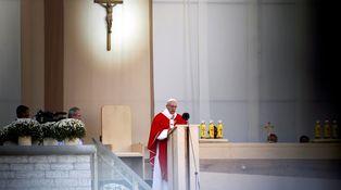El Papa, la Iglesia y la satrapía