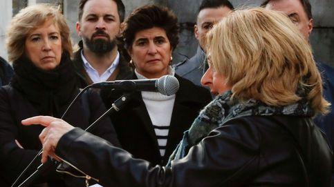 PP, Cs y Vox se unen para reivindicar la rebeldía de Ordóñez contra el nacionalismo