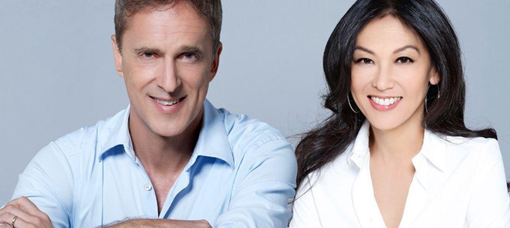 Foto: Jed Rubenfeld y Amy Chua, autores del polémico libro 'The Triple Package'.