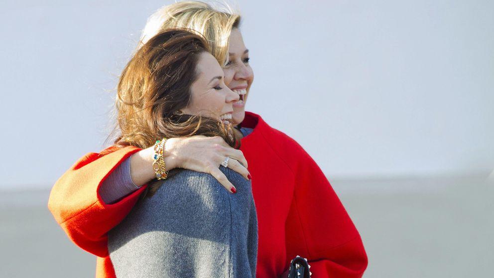 La buena relación entre la realeza europea queda palpable en Dinamarca