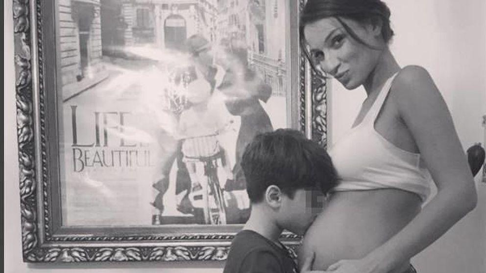 Raquel Jiménez, ex de Bisbal, embarazada de su segundo hijo