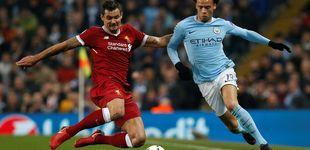 Post de Manchester City vs Liverpool en directo: Guardiola, a por la remontada