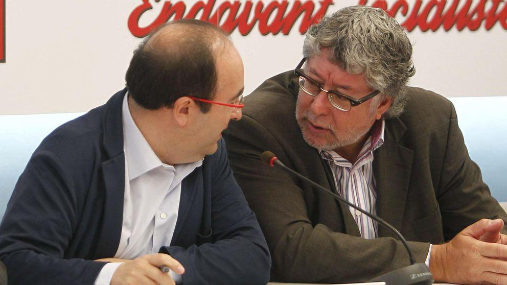 La Generalitat negocia con el PSC para salvar la privatización del agua