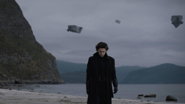 Otra imagen de 'Dune'. (Warner)