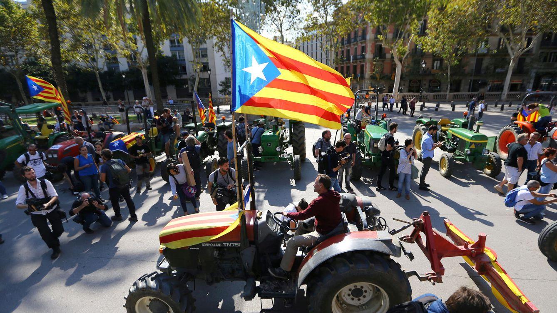 Un documento prevé la nueva Cataluña: recortes, deuda impagada y bonos patrióticos