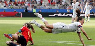 Post de Resultado España - EEUU: la Selección cae en octavos de final del Mundial femenino
