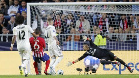Real Madrid - Atlético, la final de la Supercopa de Europa en directo