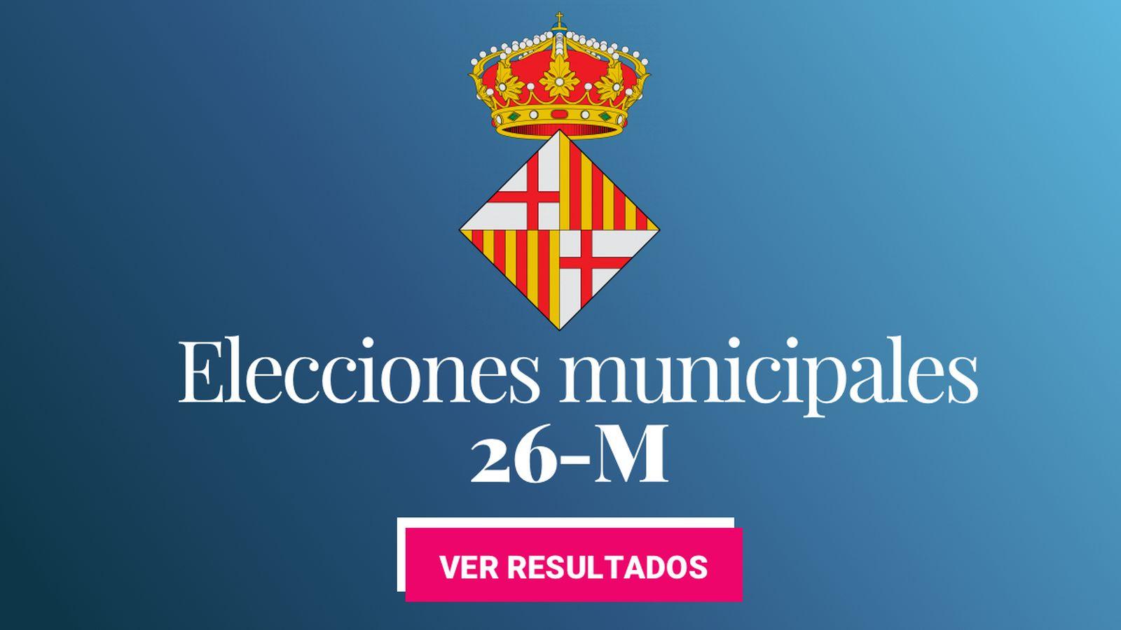 Foto: Elecciones municipales 2019 en Barcelona. (C.C./EC)