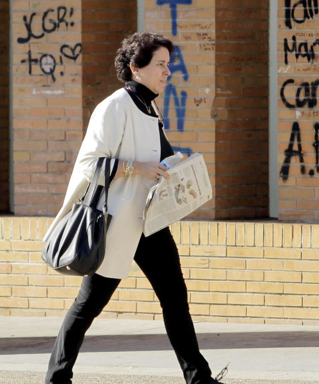 Foto: La abogada Urquiola de Palacio en una imagen de archivo. (EFE)