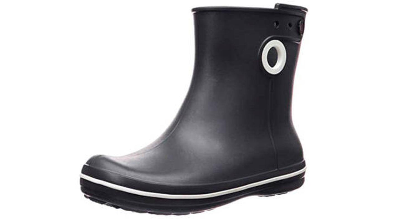 Botas de agua Crocs estilo botines