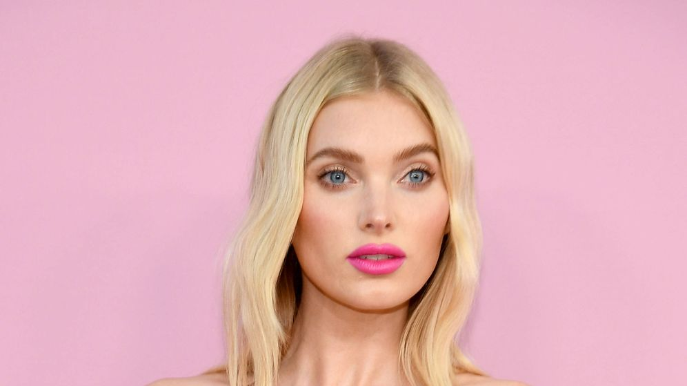 Foto: Elsa Hosk, en los CFDA Fashion Awards. (Getty Images)